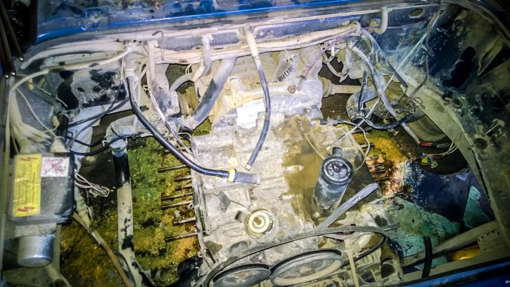Almaty - Reparatur nach russischer Art (2/5)