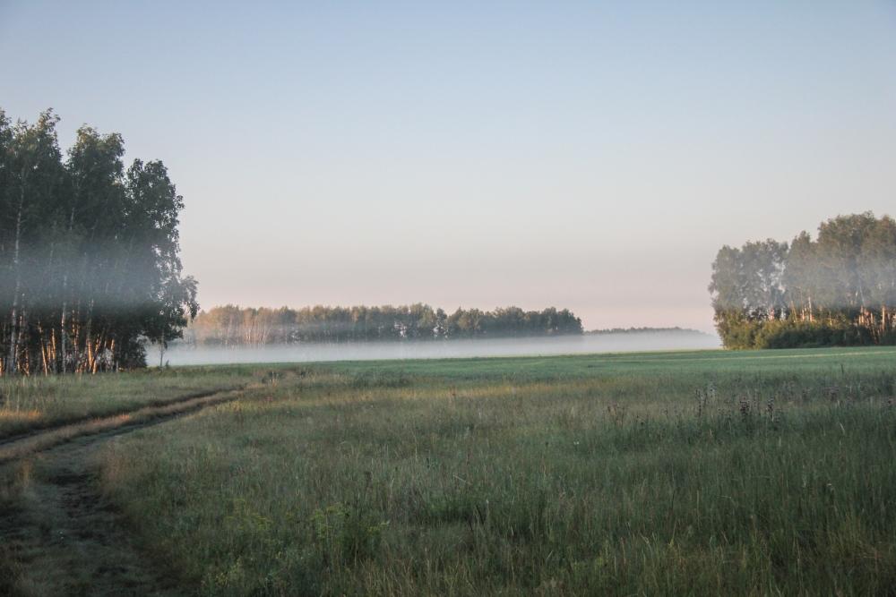 Novosibirsk - Обское море (1/4)