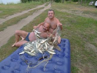 Freizeitfischer