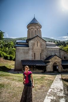 Kloster im kleinen Kaukasus