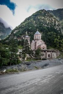 Kirche im Kaukasus