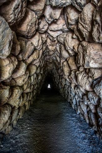 Durchgang durch den Mächtigen Wall von Hattusa